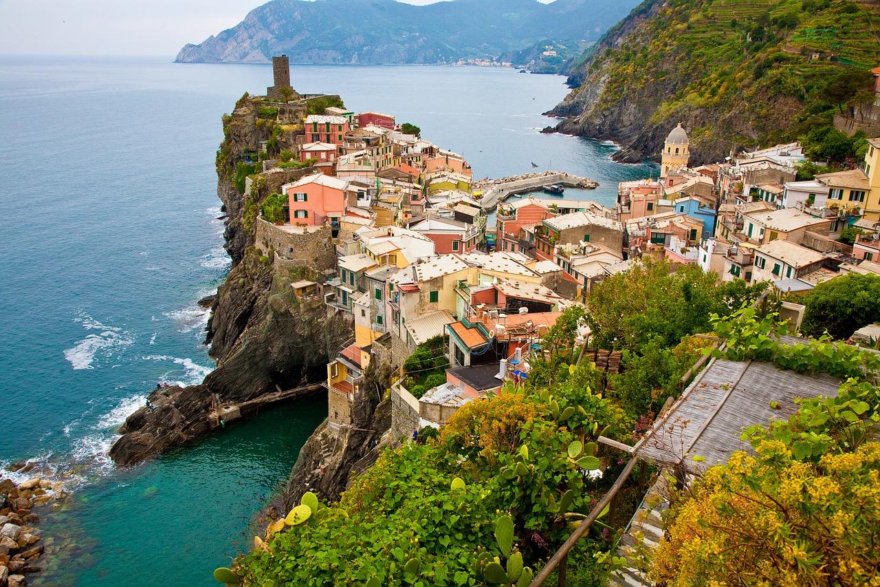 Liguria (Cinque Terre)