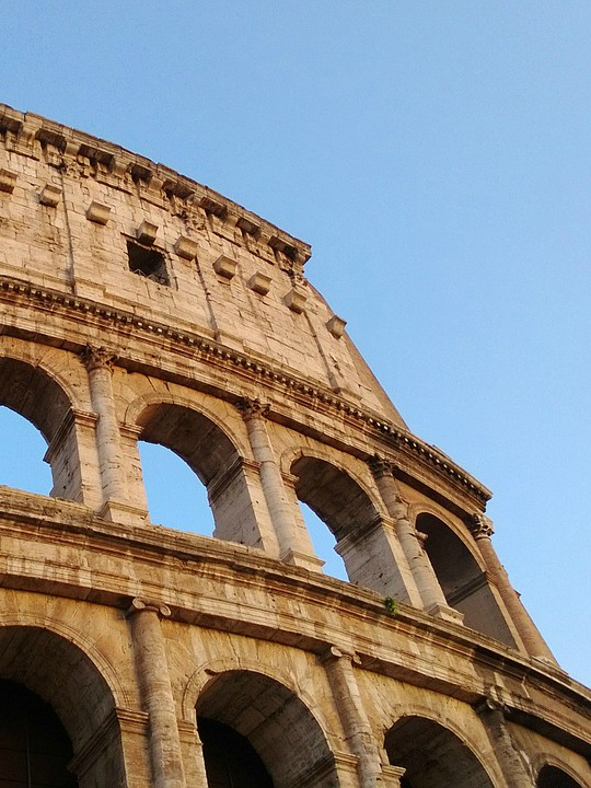 Colosseum vertical