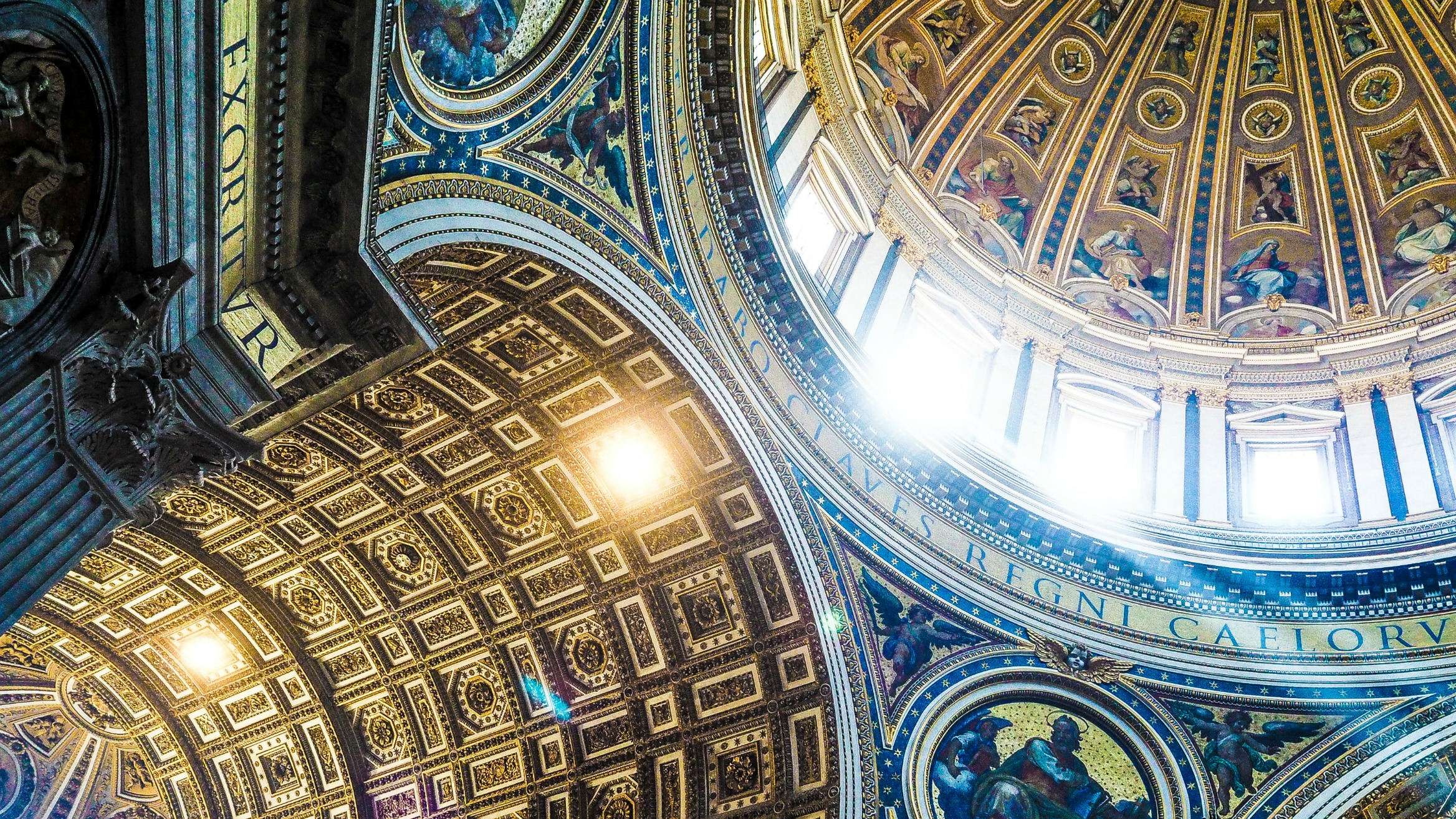 St Peter's Dome