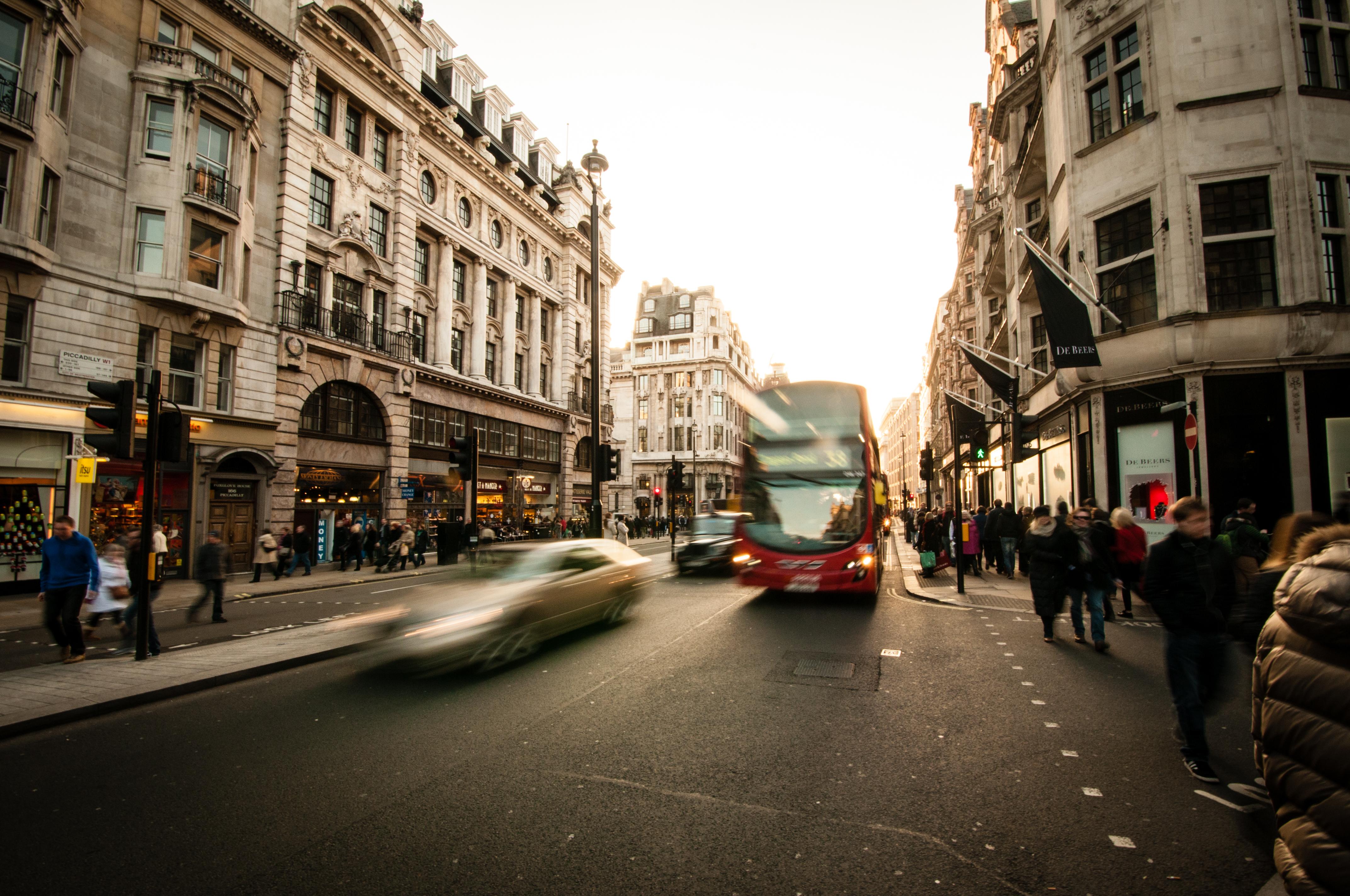 + London